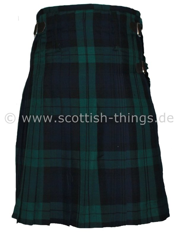 Kilt-Wolle-Black Watch